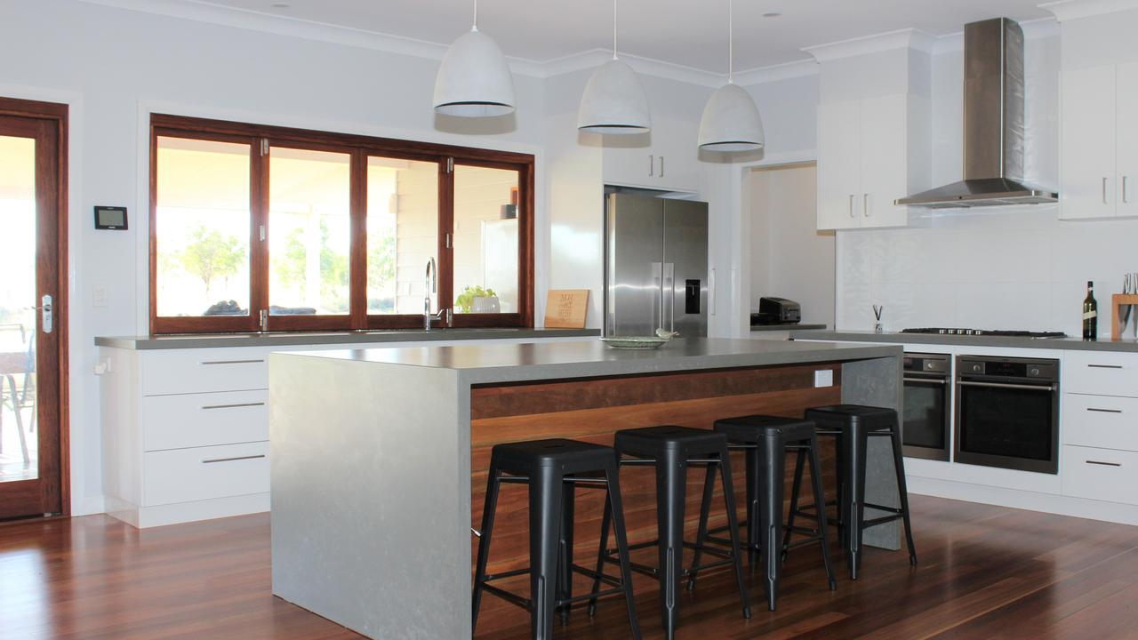 ELEGANT FUNCTIONALITY: Some of the fantastic work done by Gersekowski Kitchens. Picture: Contributed.