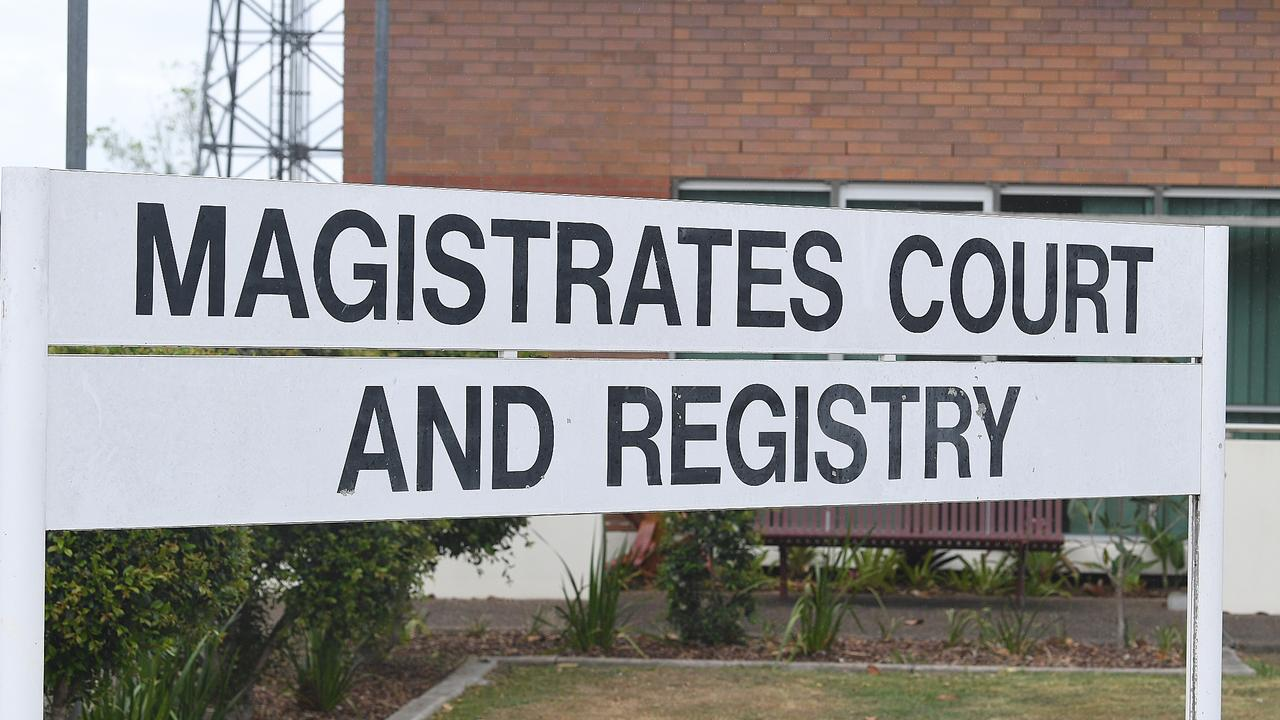 IN COURT: 3 people will face the Gympie Magistrates Court on a range of charges today. Photo Troy Jegers