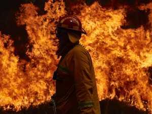 Man sacked for fighting bushfires