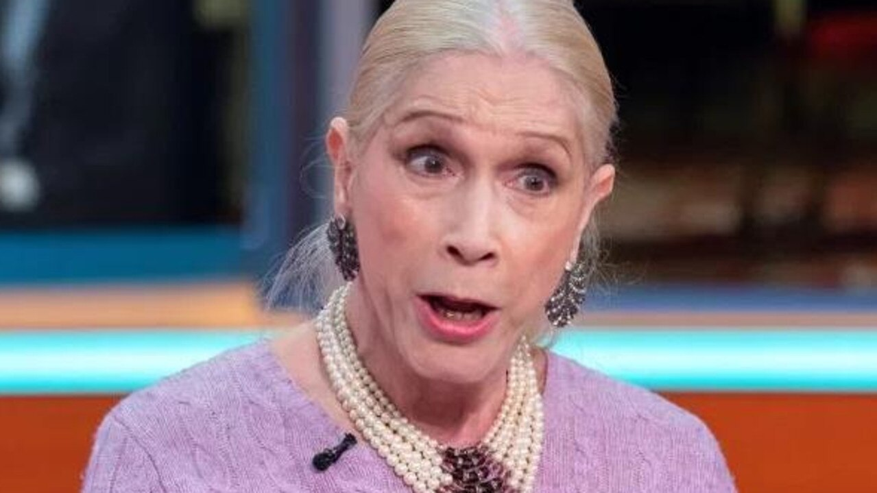 Lady Colin Campbell on Good Morning Britain.