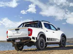 Fully kitted-out dual-cab has brawn and brains