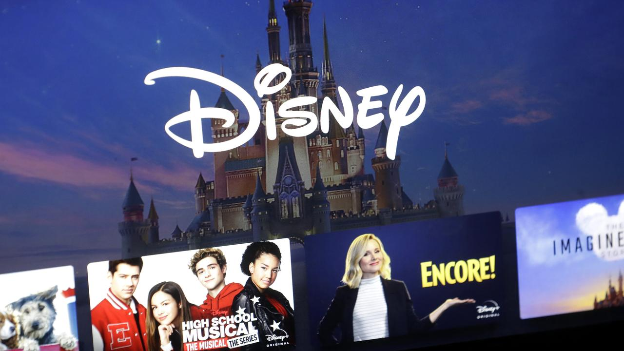 Disney has launched its streaming service in Australia today, as news emerged that some user accounts had been hacked. Picture: AP Photo/Steven Senne