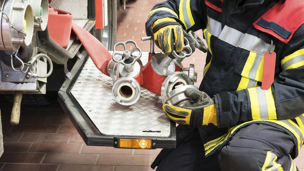 ON SCENE: Chinchilla Fire crews are on scene in Miles.
