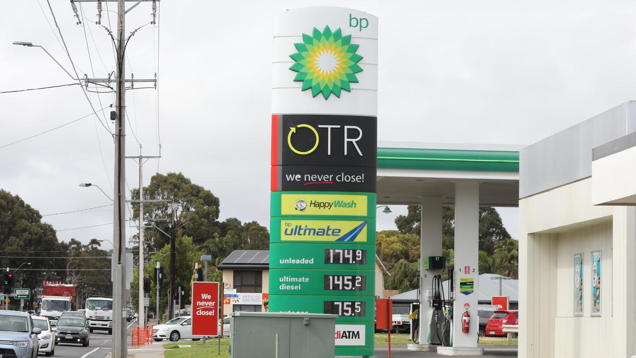 Fuel prices are set to skyrocket as a result of disparity in costs across petrol stations. Picture: AAP Image/Dean Martin