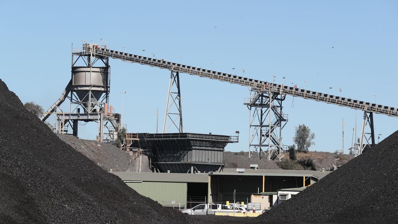 The New Acland coal mine has caused rifts in the local community.