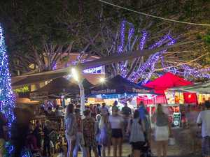 Eumundi wraps itself in Christmas vibe