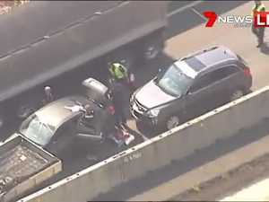 Bruce Highway car chase
