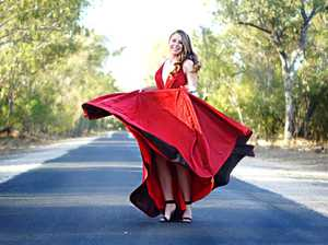 Ellie Richards - Chinchilla SHS Formal.