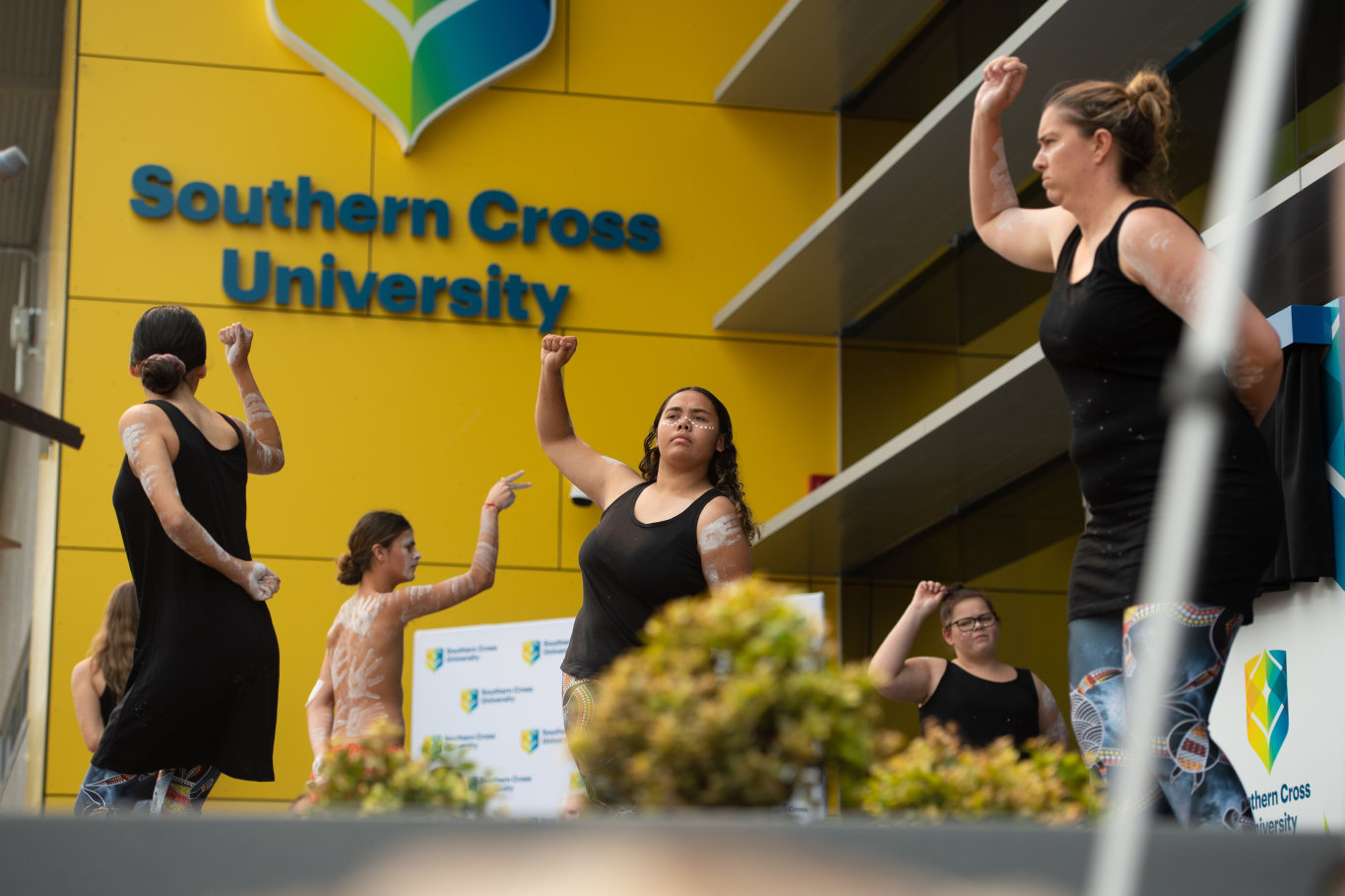 Southern Cross University's Health Sciences Building opened this morning at the Coffs Harbour Campus.