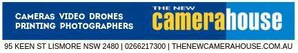 The New Camera House Logo.
