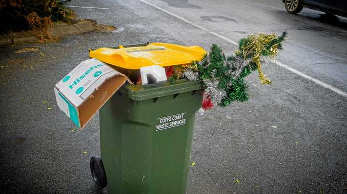 Cut down on Christmas waste