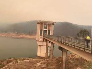 Emergency works at Cressbrook Dam pumping station begin