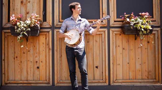 Bluegrass inspires young musicians