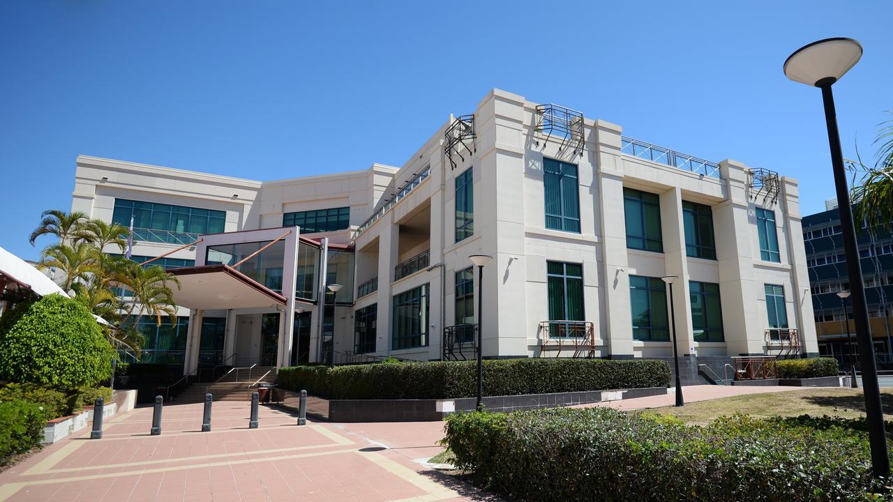 Rockhampton Court House.