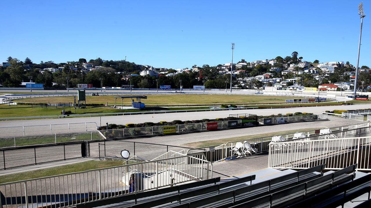 Albion Park looks set to lose the harness racing. Picture: Adam Head