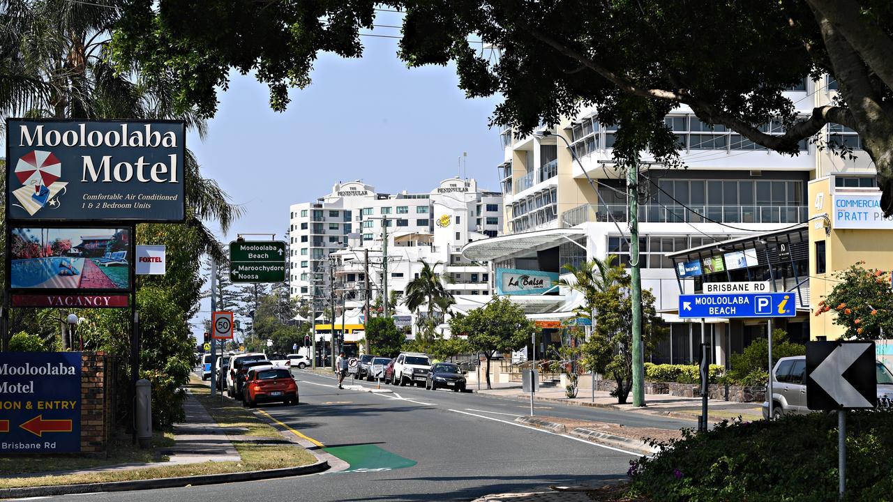 Brisbane Rd, Mooloolaba.