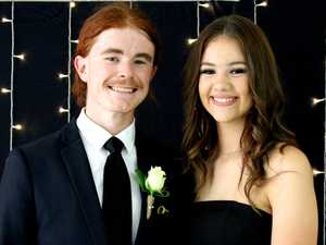 FAREWELL: Emerald students dress to impress
