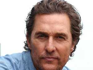 How Australia changed McConaughey's life