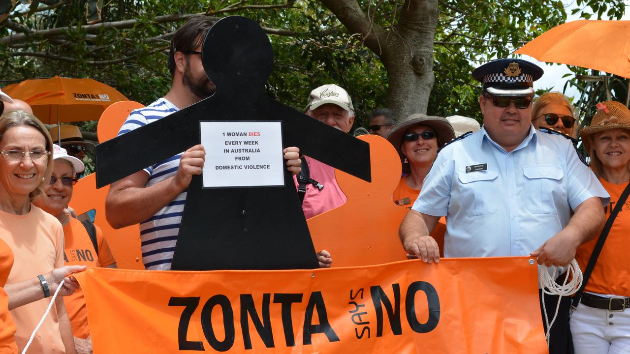 WALK FOR GOOD: Zonta Noosa are holding a walk to commemorate the International Day for Elimination of Violence against women.