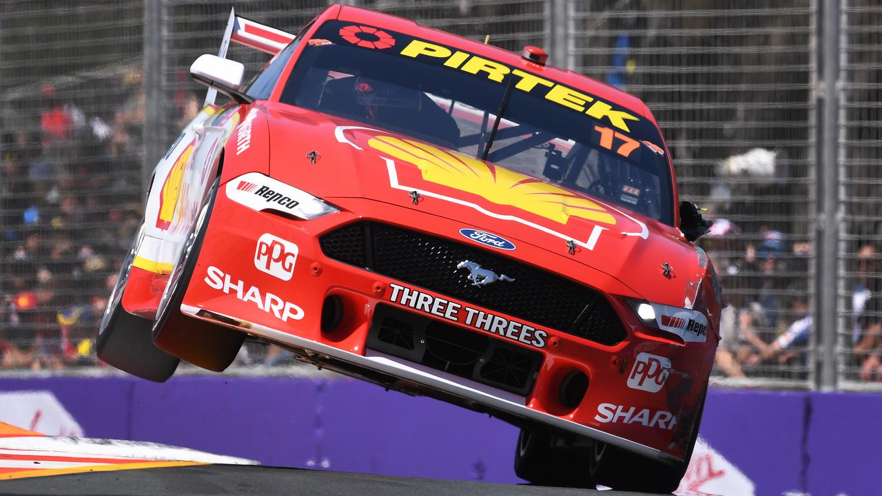 McLaughlin says he just wants to drive as fast as he can. Picture: Picture: Dave Hunt/AAP
