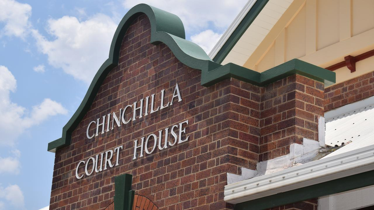 IN COURT: The Chinchilla Magistrates Court house.