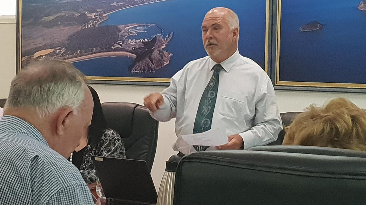There was high drama at Tuesday's Livingstone Shire Council meeting.