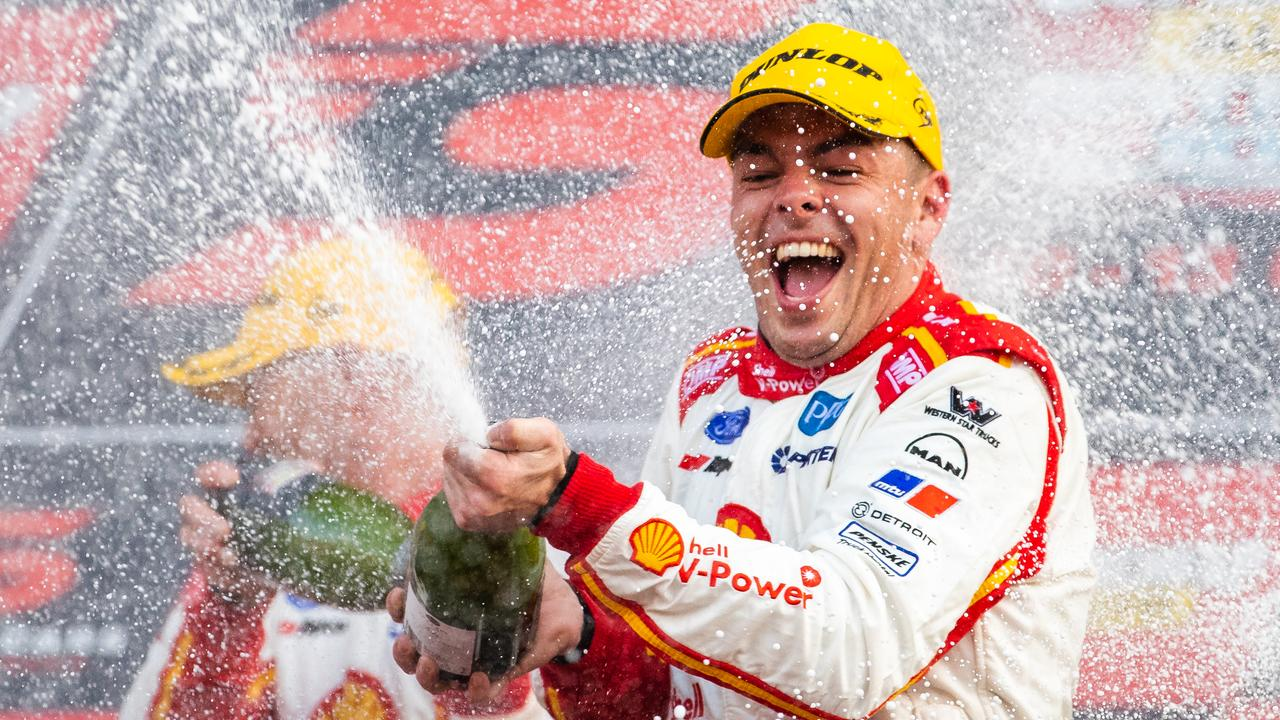 Scott McLaughlin isn't going anywhere. Picture: Daniel Kalisz/Getty