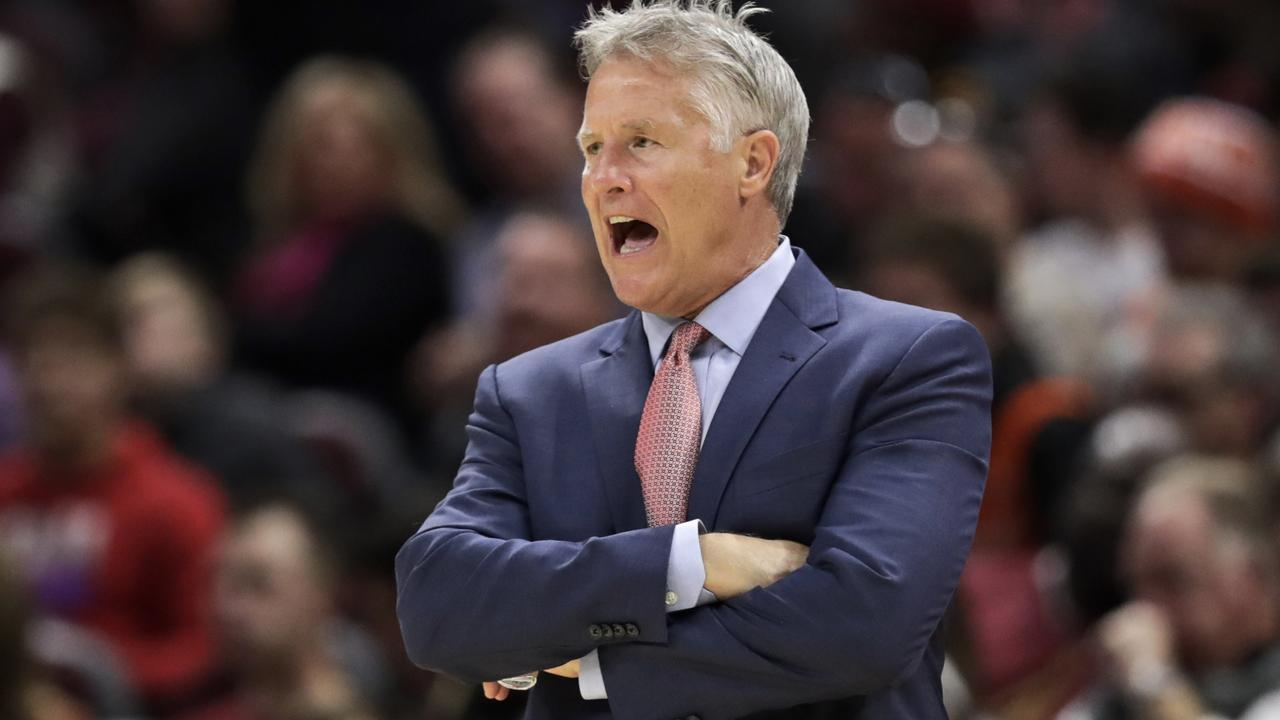 Brett Brown is set to take over the helm of the Aussie national side in Tokyo.