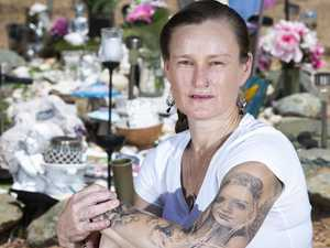 Mums distraught after graves vandalised