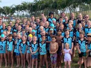South getting it done at Liquid Energy Swim Meet