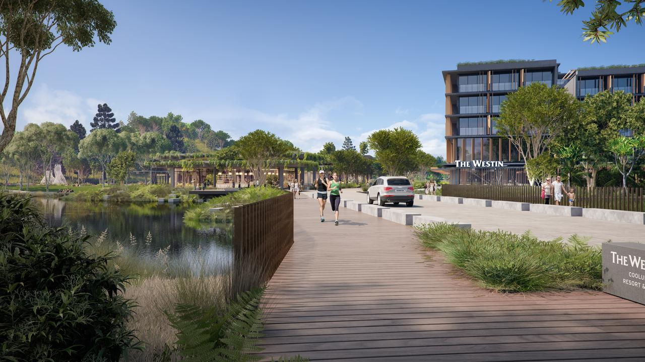 An economist has told a court hearing Sekisui House's residential, resort and retail development would meet the Sunshine Coast's growing tourism needs.