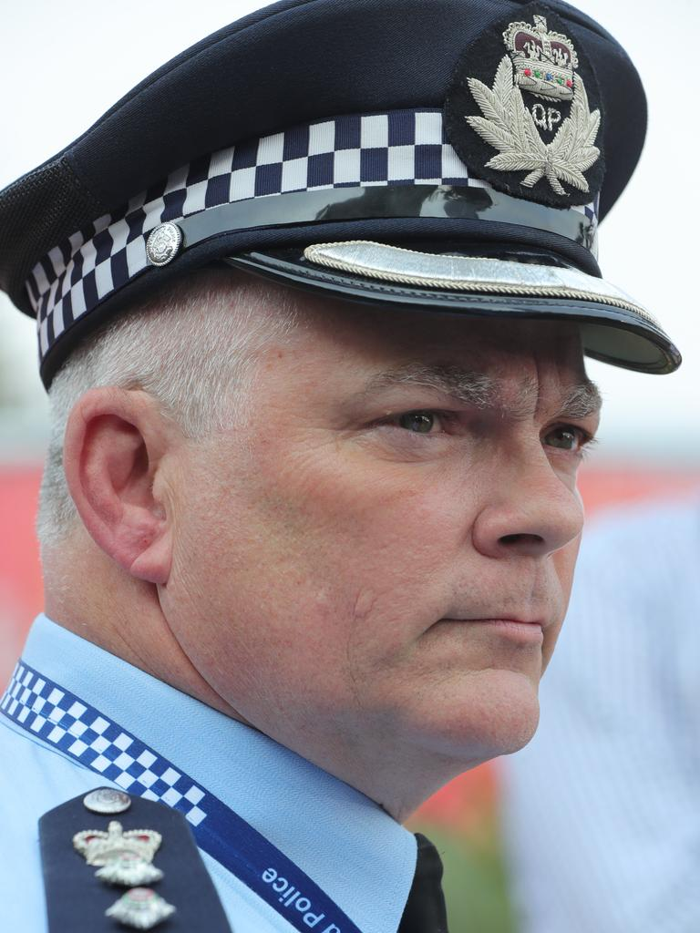 Acting Chief Superintendent Craig Hanlon. Picture Glenn Hampson