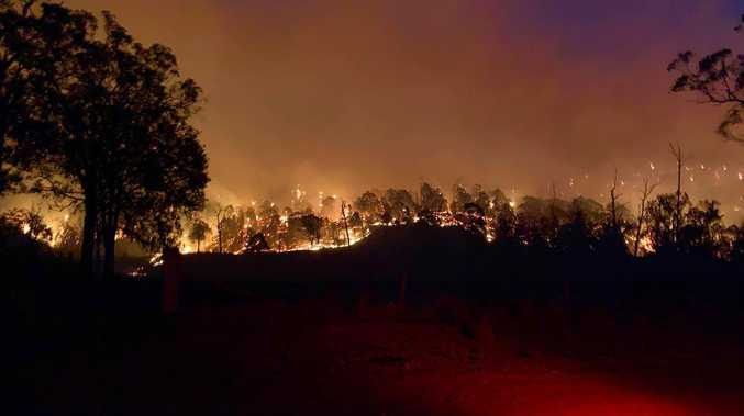 Mounting challenges test Southern Downs firefighters