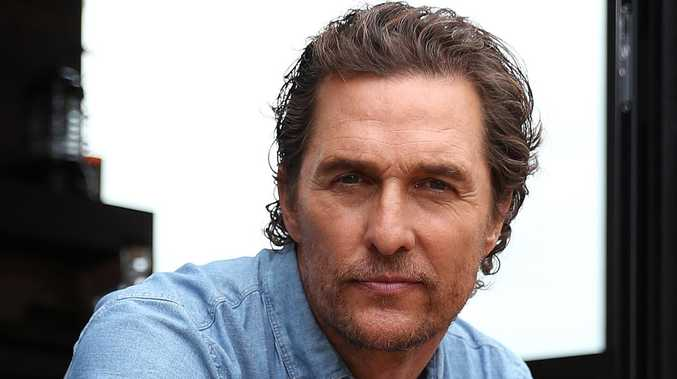 How Australia changed McConaughey's life