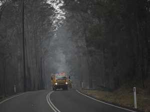What it's like inside the bushfire zone