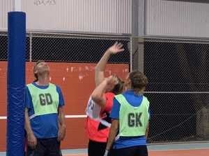 Just 4 Play off to strong start in Gayndah netball