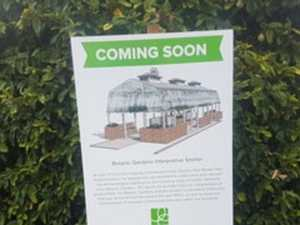New shelter to honour Queens Park history