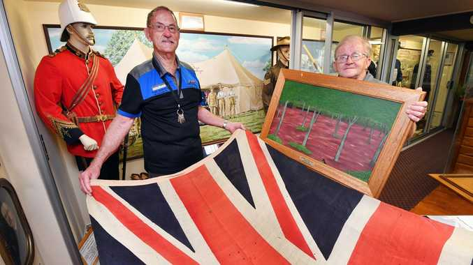 Long Tan painting offers new perspective on brutal battle