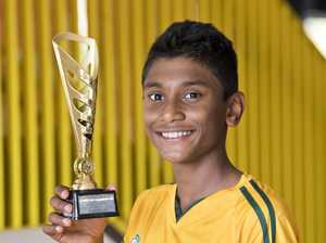 Sewmith Samarawickrama has been named in the Under 14