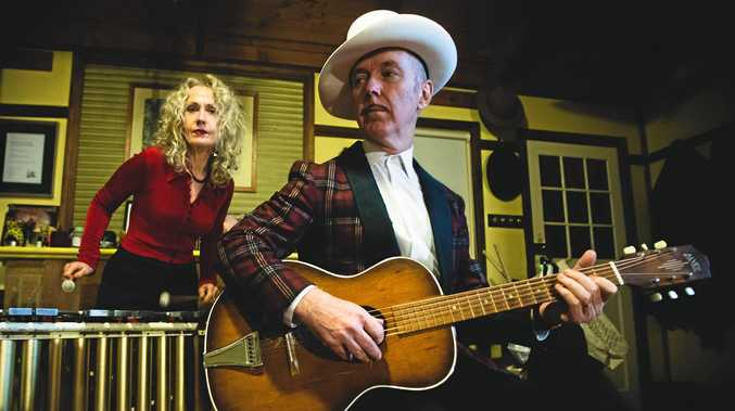 Dave Graney to get his groove on in South Grafton