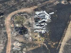 Stunning footage of Cap Coast properties saved from bushfire