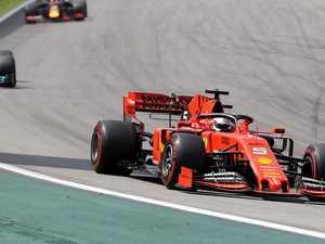 Twist in Ferrari cheating accusations