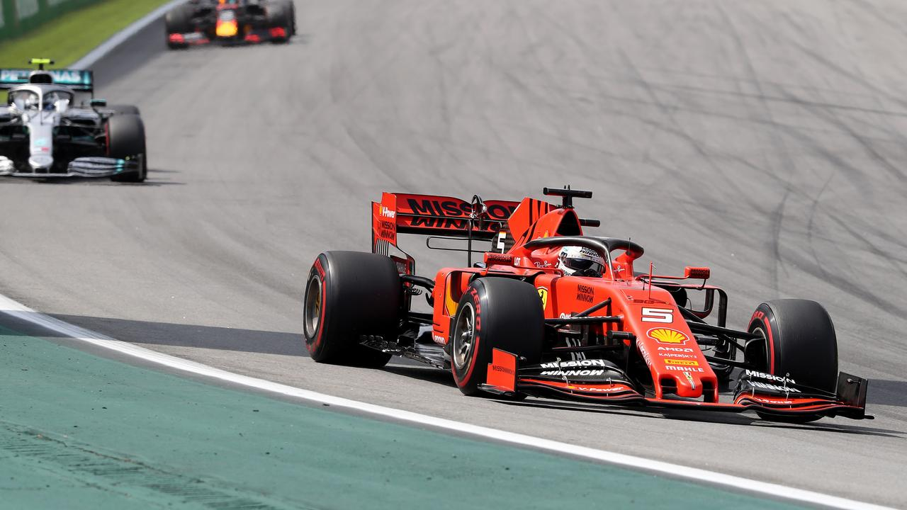 Ferrari reportedly has some questions to answer.