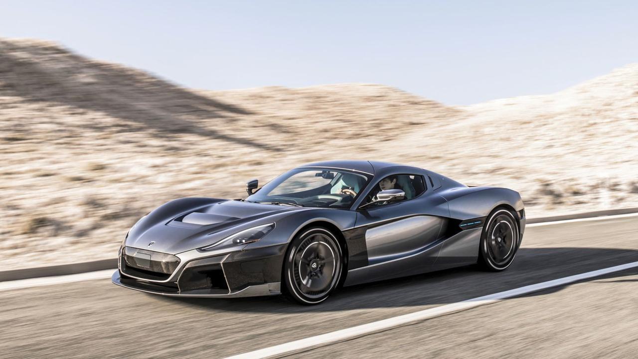 Rimac's C_Two supercar offers 1408kW of Ferrari-thrashing performance.