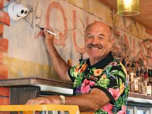 Queensland legend opens Coast's 'quirkiest' new pub