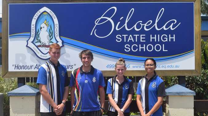 'BRIGHT FUTURES: Biloela's top school leavers reveal plans