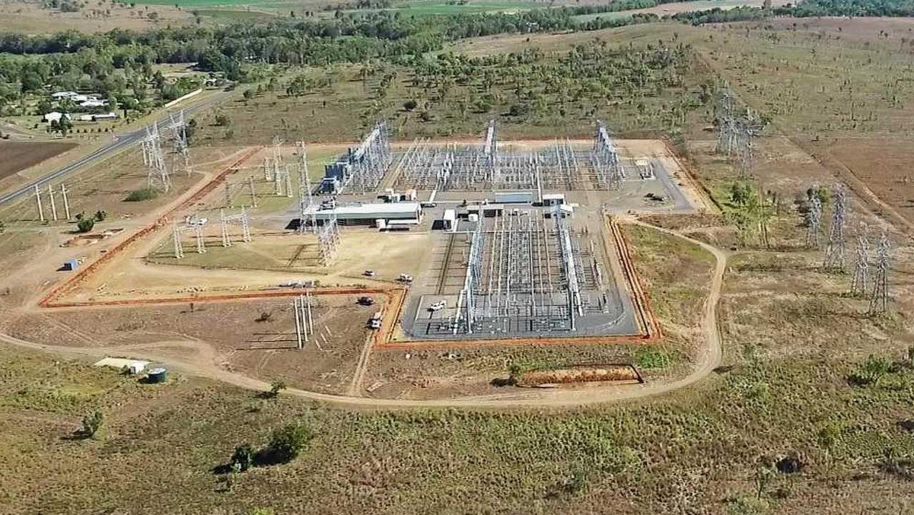 UPGRADE PLANNED: The electrical substation near Bouldercombe, south west of Rockhampton, will receive a $49 million upgrade.