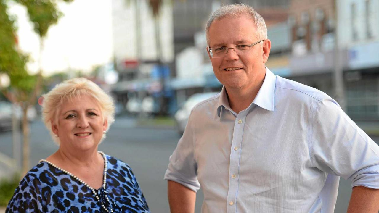 ROAD PROJECT: Capricornia MP Michelle Landry and Prime Minister Scott Morrison are pushing to see the Rockhampton Ring Road become a reality.