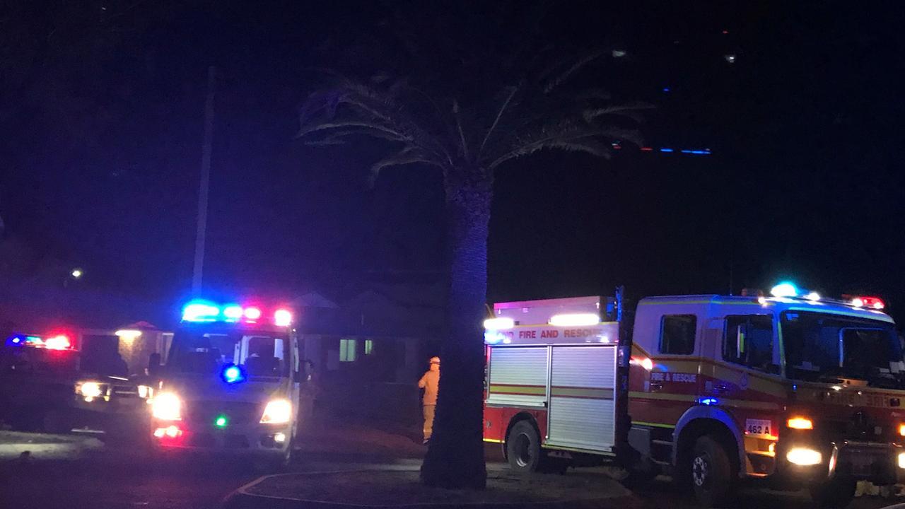 Emergency crews responded to a single-vehicle crash in Kingaroy.
