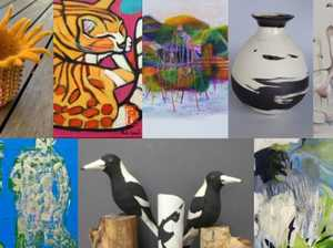 Eclectica art on show at Butter Factory